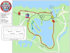 FIT Series - Maumee Bay run course
