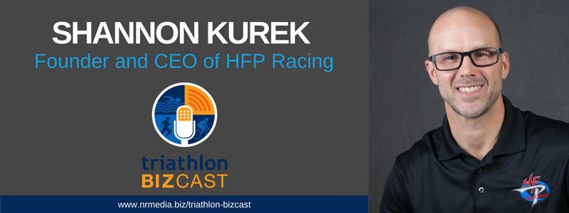 Interview with Shannon Kurek on Triathlon Bizcast