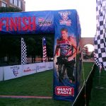 Giant Eagle Multisport Festival Finish