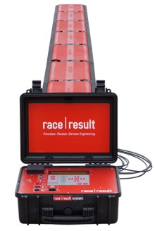 race result timing equipment