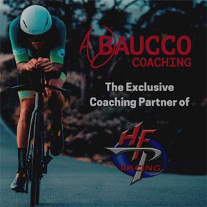 AJ Baucco Coaching - official coaching partner of HFP Racing